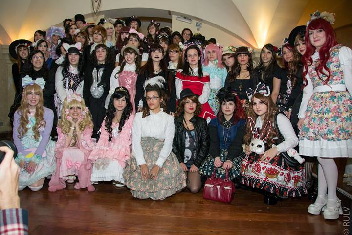 Harajuku fashion Party2013 CPortugal