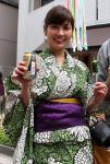 Encontro de Quimono no Tanabata da Liberdade dia 19 de julho de 2014